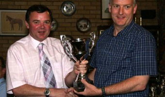 For the highest points in the special subject selection Winner - Kevin Steele