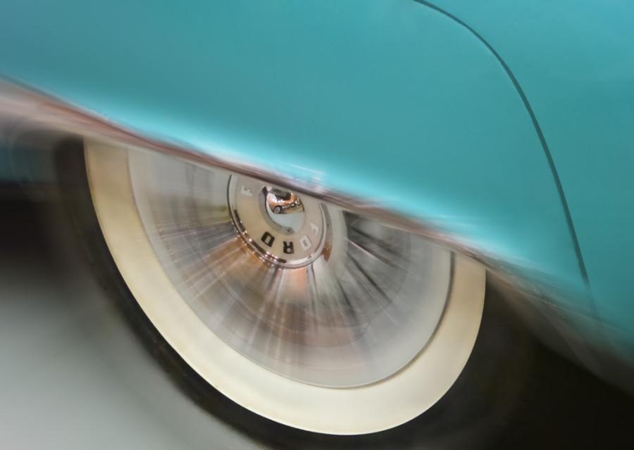 Sadie Nicholls. - Blue Car