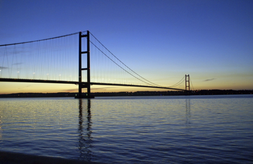 Peter Chittock - Humber Bridge