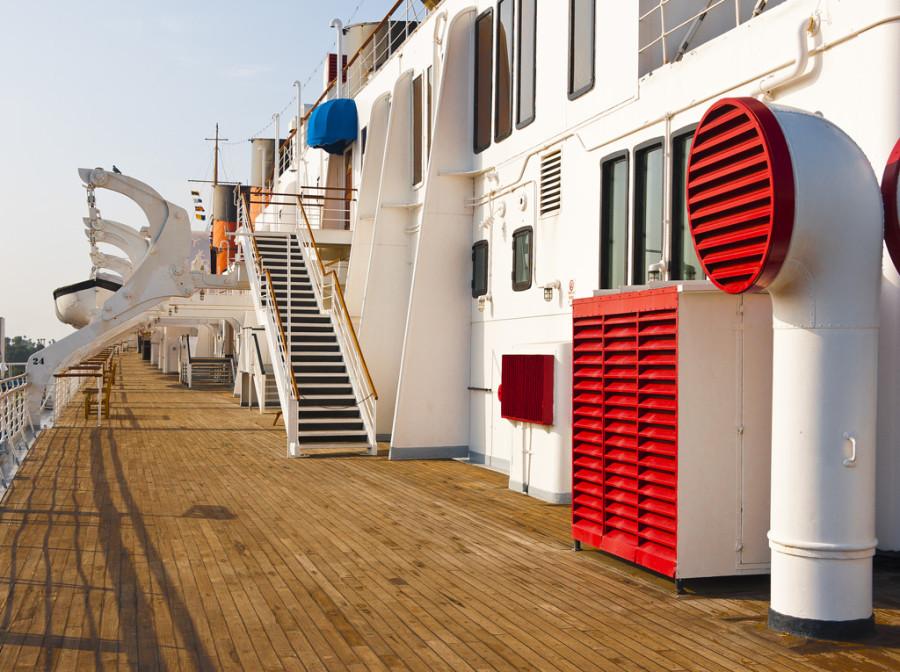 Ian Nicholls - RMS Queen Mary