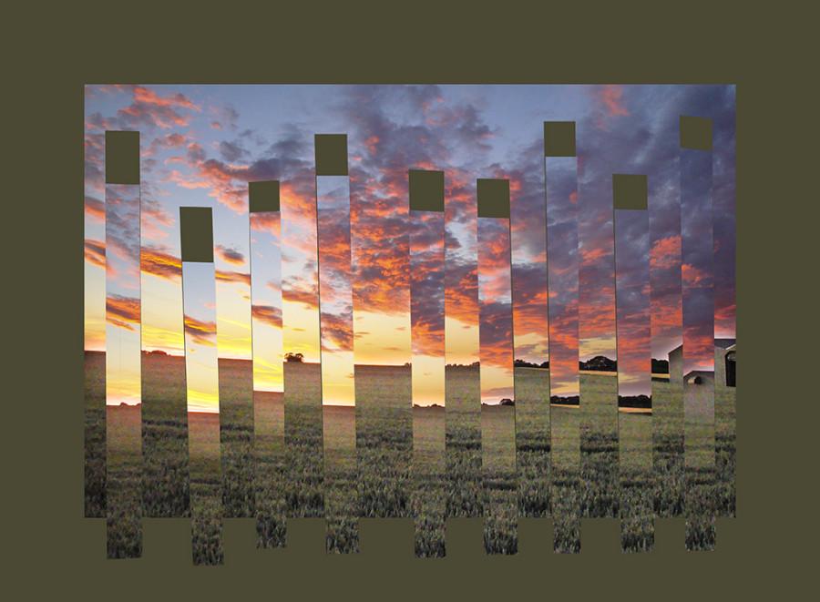 Sadie Nicholls. - Sunset strips