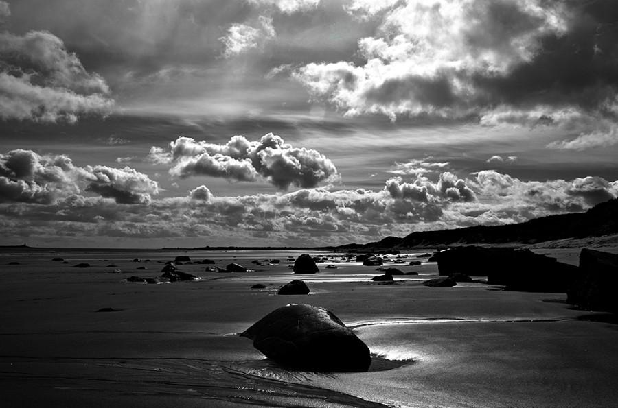 Dick Townend - Warkworth beach