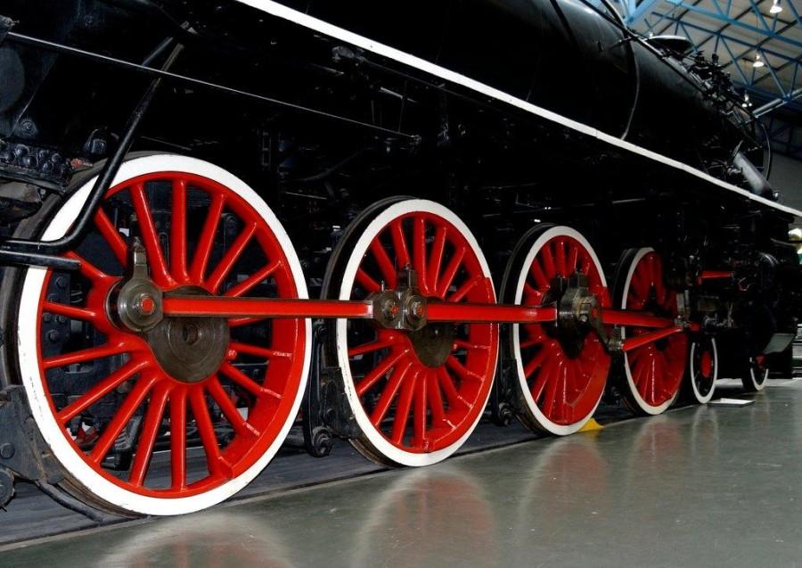 Moira Foster - Wheels