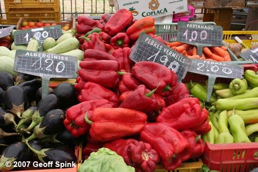 Geoff - Market Day Veg