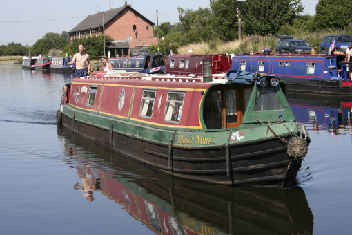 Geoff - Narrow Boat