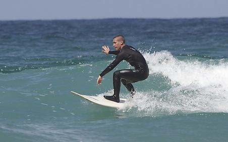 Geoff - Surfer