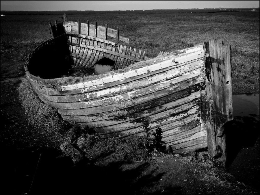 Dick Townend - Abandoned.