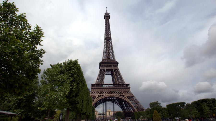 Eddy Smith - Paris in Spring