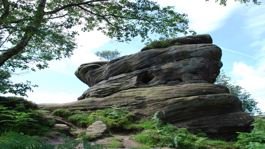 Keith Brown - Brimham Rocks