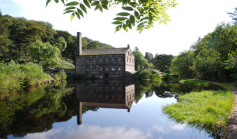 Gibson Mill.