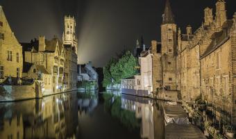Brugge by Alex Svenson
