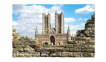 Doug Rucklidge - Catheadral Lincoln