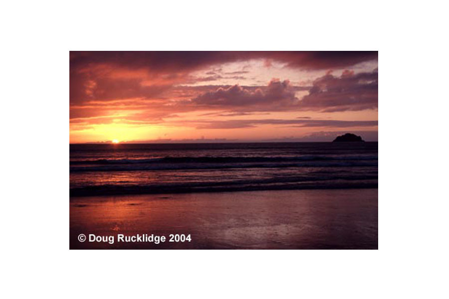 Doug Rucklidge - Cornish Sunset