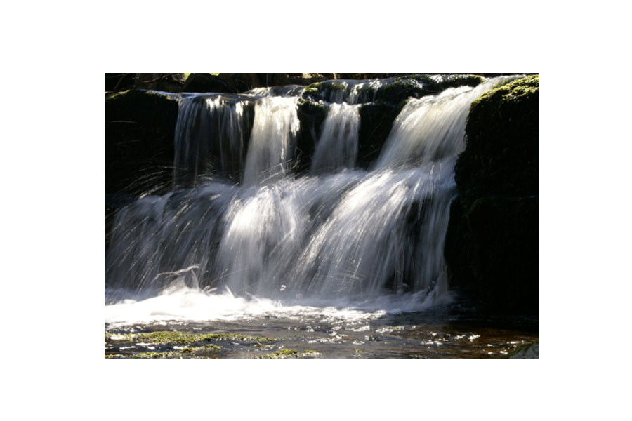 Doug Rucklidge - Dales waterfall