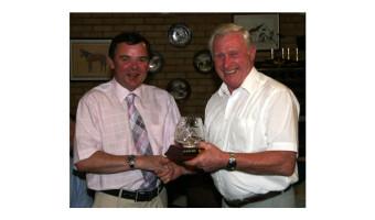 Doug Rucklidge - Doug Wins Yenric Trophy 2005