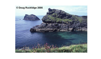 Doug Rucklidge - Entrance to Boscastle
