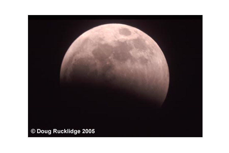 Doug Rucklidge - Moonscape