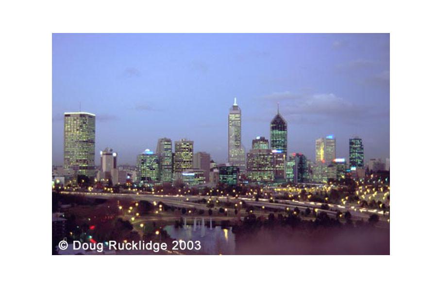 Doug Rucklidge - Perth, Austrailia
