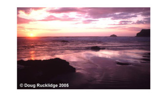 Doug Rucklidge - Polzeath Sunset