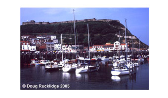 Doug Rucklidge - Scarborough Harbour
