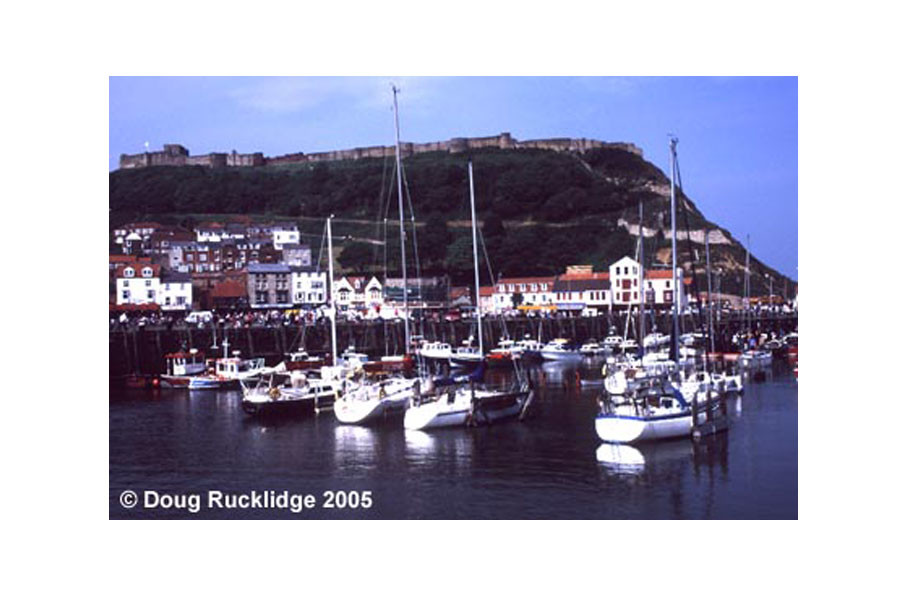 Doug Rucklidge - Scarborough Harbour