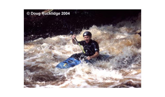 Doug Rucklidge - White Water Canoeing