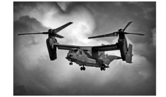 John Richardson - Bell CV 22B Osprey
