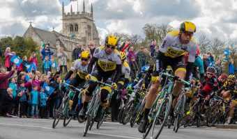 Tour de Yorkshire by John Boyd