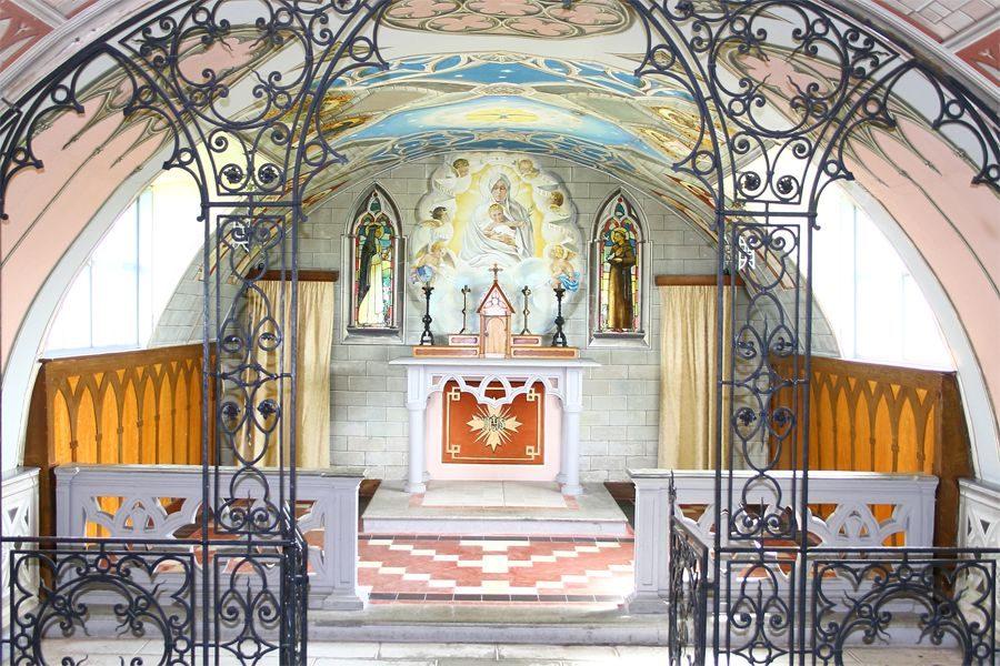 Ken Trace - Italian Chapel