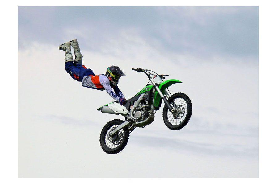 Bev Spooner - Freestyle rider