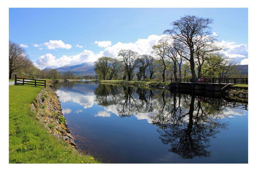 Bev Spooner - Sunny Canal