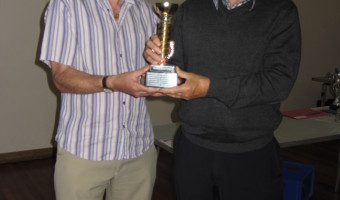 Keith Brown Trophy - Annual Photo Art Competition Winner - Colin Walls