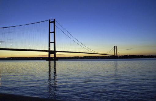Peter Chittock - Humber Bridge