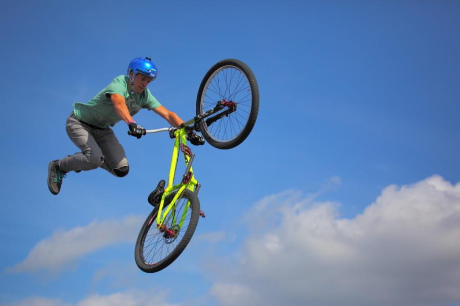 Geoff Spink - Flying High