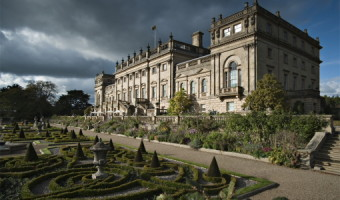 Harewood House by David Walker