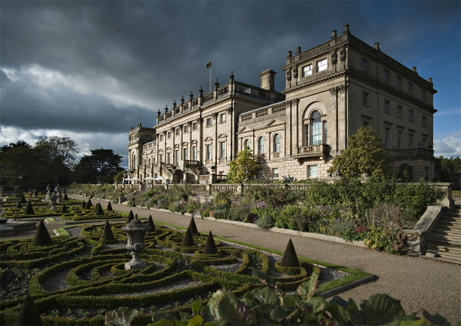 David Walker - Harewood House