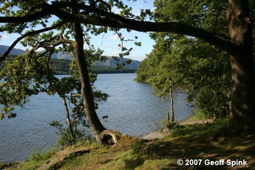 Geoff Spink - Lake Coniston