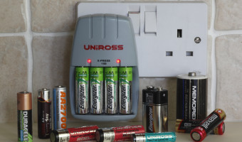 Rechargeable Energy by Geoff Spink
