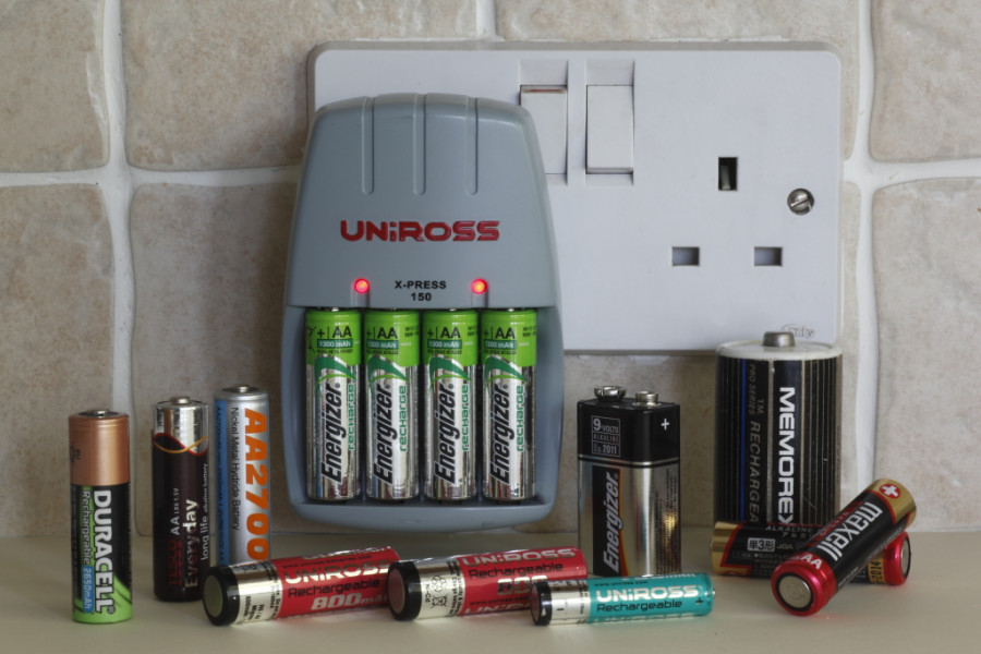Geoff - Rechargeable Energy