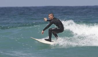 Geoff Spink - Surfer