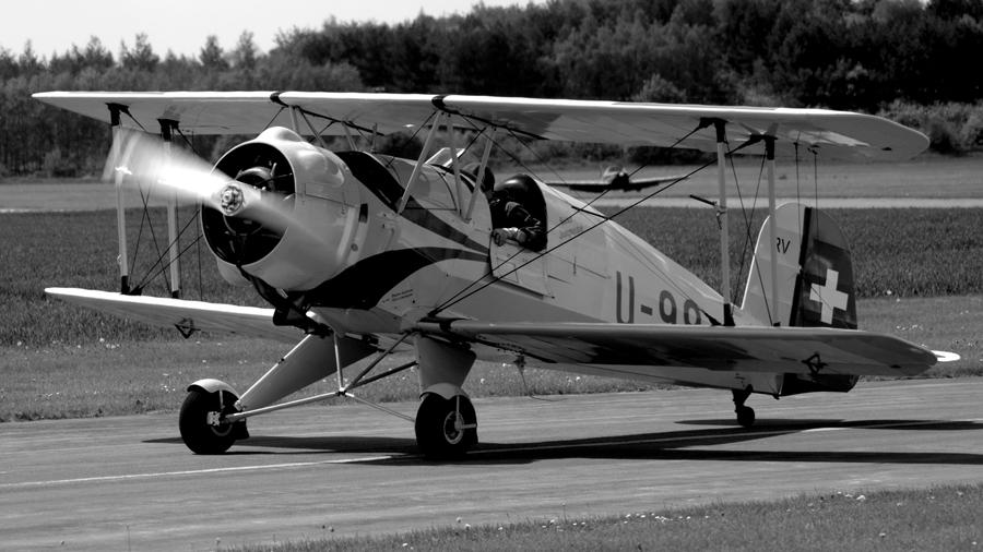 Eddy Smith - Sherburn Aero Club