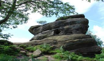 Keith Brown - Brimham Rocks