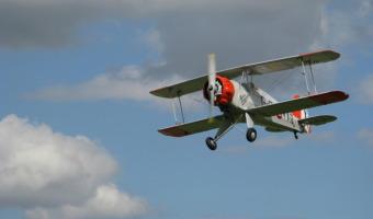 Ulla Mercer - Bi-plane