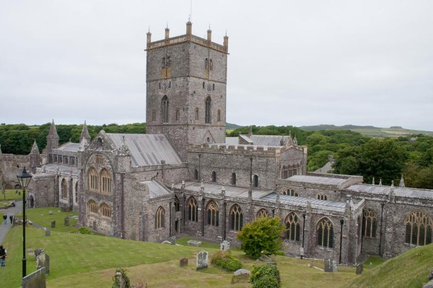 Ken Trace - St David's Catherdal