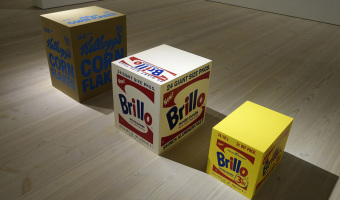 Three Boxes  by Ian Nicholls