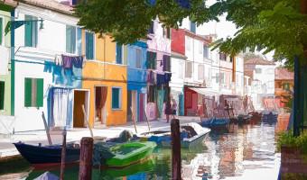 Impressions of Burano.