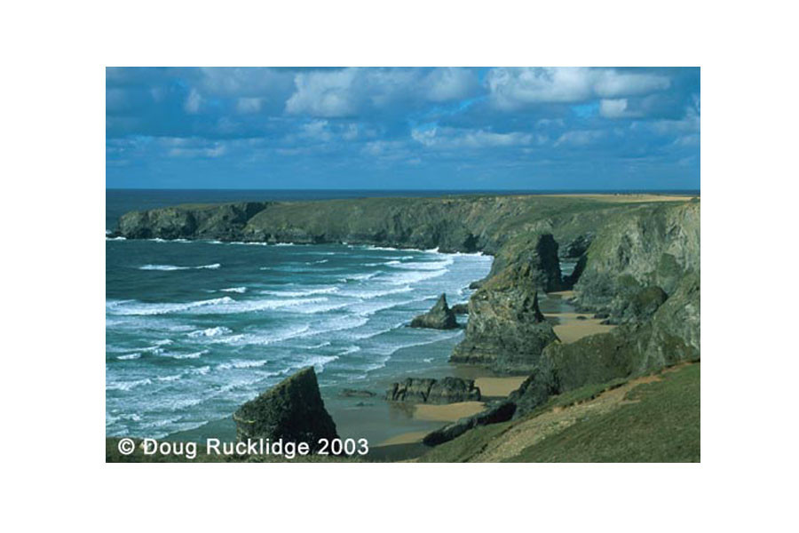 Doug Rucklidge - Bedruthan Steps