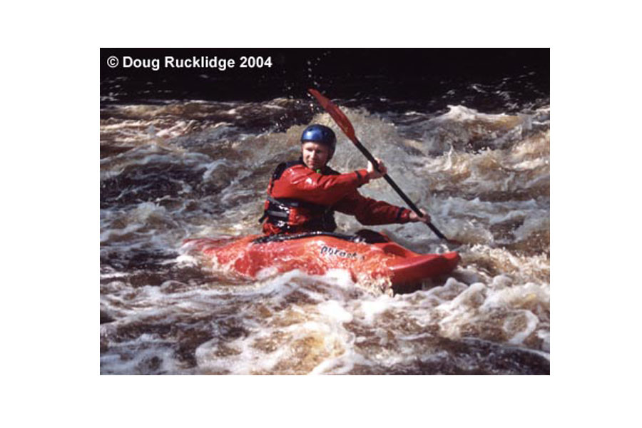Doug Rucklidge - Canoeist