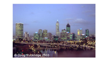 Doug Rucklidge - Perth, Austrailia