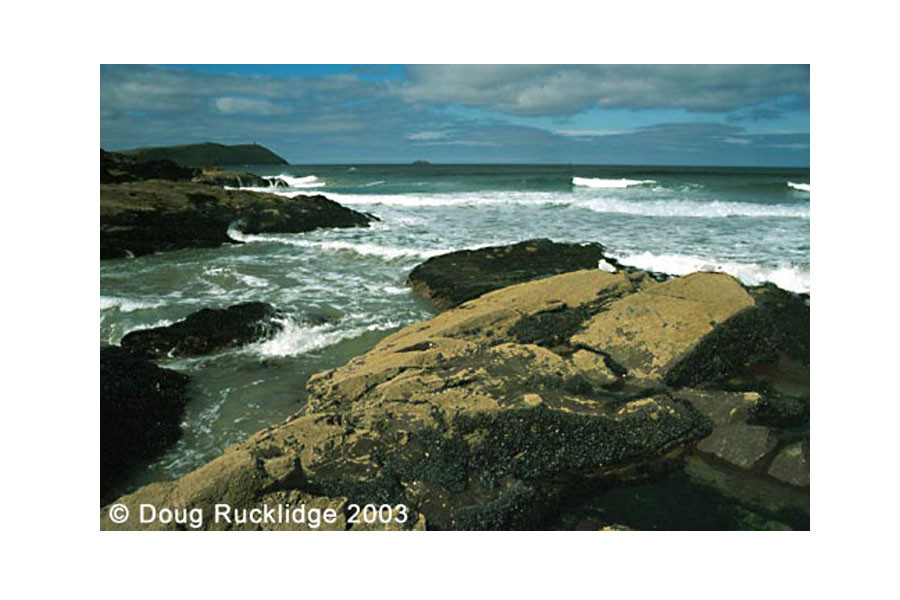 Doug Rucklidge - Polzeath from Tristom